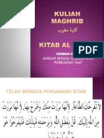Kuliah Maghrib 28 Okt