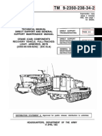 Tm 9-2350-238-34-2 Recovery Vehicle, Full-tracked Light, Armored, m578
