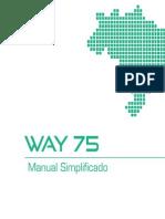 Manual Way75