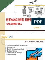 Instalaciones Especiales Clase 2