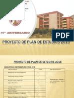 Plan de Estudios 2015 - Epm