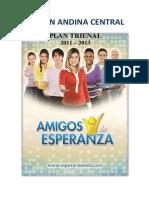 Plan de Trabajo Mac 2011-2013