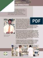 Plant Pathogen Interaction