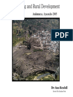 Terracing and Rural Development