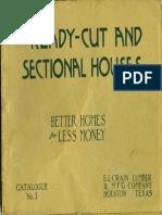 1920 Crain Ready-Cut House Company Catalog