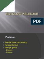 histology kelenjar