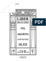 V.v.v.v.v. Liber Dcccxiii Vel Ararita Versao 1.0