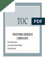 Toc - Segun Cie10 y Dsm4