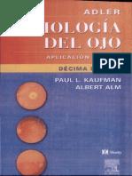 Fisiologia Del Ojo Adler
