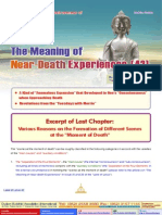 Lake of Lotus (42)-The Profound Abstruseness of Life and Death- The Meaning of Near-Death Experiences (42)-By Vajra Master Pema Lhadren-Dudjom Buddhist Association