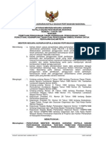 Peraturan Menteri Negara Agraria Nomor 1 Tahun 1997