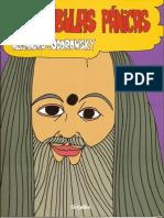 Alejandro Jodorowsky - 54 Fábulas Pánicas