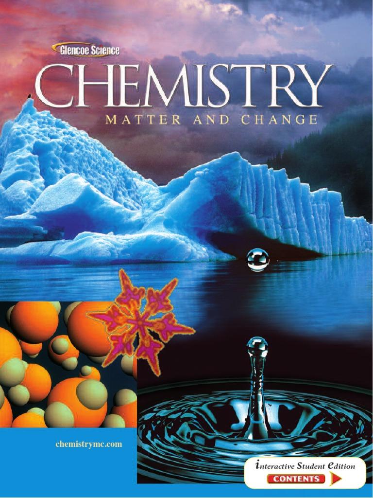 Matter And Change Worksheet Tecnologialinstante – Glencoe Math Worksheets