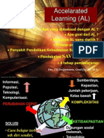 Accelarated Learning (PPD)