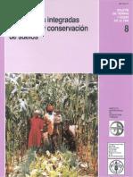 Practicas de Conservacion de La FAO