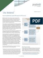 Bulletin V4 I11 Protiviti