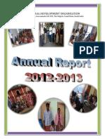 Annual Report Final - 2012-2013