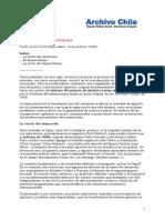 El Desarrollismo en Chile
