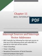 8051 Interrupt and Seriel