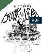 PDF the Evil Dead Script