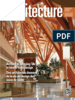 Arquitecture Magazine - 2009 Summer Fall