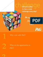 P&G India Recruitment