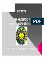 Patologi Anatomi Slide Hepatitis