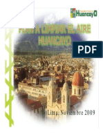 Plan Ambiental Del Aire Huancayo
