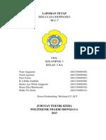laporan tetap blj