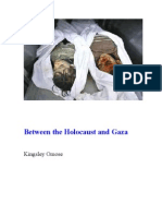 Between the Holocaust and Gaza