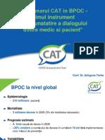 BPOC- Chestionarul CAT
