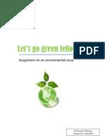 Environment Studies