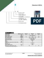 Datasheet ASD-A