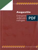 Augustin-Despre adevarata religie-Humanitas (2007).pdf