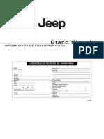 Manual Usuario Grand Cherokee 2014