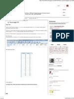 Uji T Paired Dengan SPSS - Uji Statistik