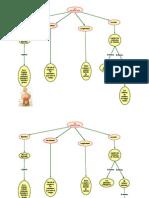 mapas de conceptos nutrición