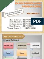 (PPT) KELOMPOK 4-SOSIALISASI DIVERSIFIKASI PANGAN-THP A 2012
