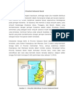 Kondisi Kelistrikan di Provinsi Sulawesi Barat.docx