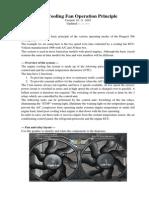 306 Cooling Fan Operation Principle