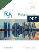 AsiaPCR2014 Programme Final