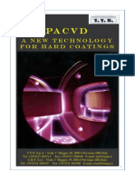PACVD HARD COATING