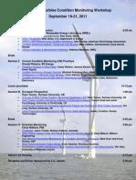 Cm Workshop 2011 Agenda[1]