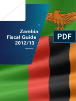 Fiscal Guide Zambia
