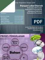(PPT) KELOMPOK 2-WONOSOBO, TEMANGGUNG, KEBUMEN, PURWOREJO-THP A 2012