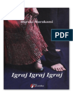 Murakami Haruki - Igraj Igraj Igraj