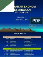 PEP Mg 1 (Pengantar) Th 2013