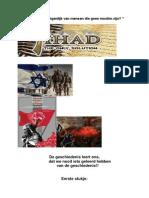 Joden en Christenen Onder Islam. Eerste Stukje