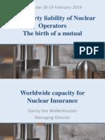 Становление и опыт обществ взаимного ядерного страхования