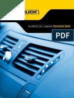 Filtro Cabine Chuck 2013